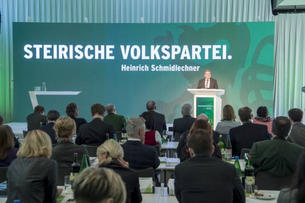 Bildergalerie Veranstaltungen ÖVP 2016 Abgeordnetenkonferenz 1