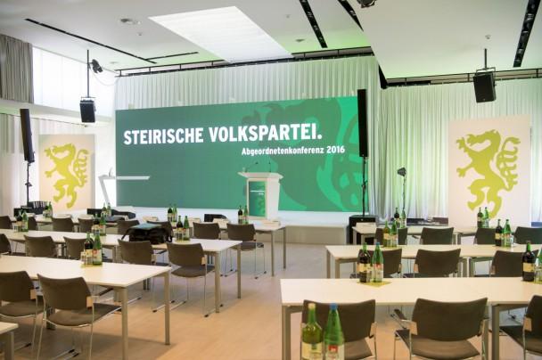Bildergalerie Veranstaltungen ÖVP 2016 Abgeordnetenkonferenz 7