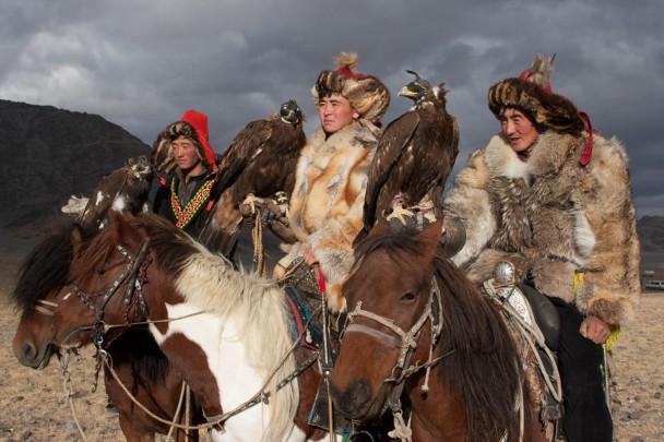 Mongolei Adlerfest03