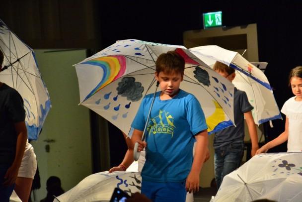 Bildergalerie Veranstaltungen Sommerfest Volksschule 1