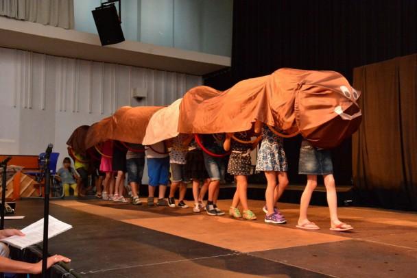 Bildergalerie Veranstaltungen Sommerfest Volksschule 16