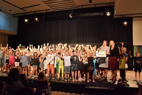 Bildergalerie Veranstaltungen Sommerfest Volksschule 19