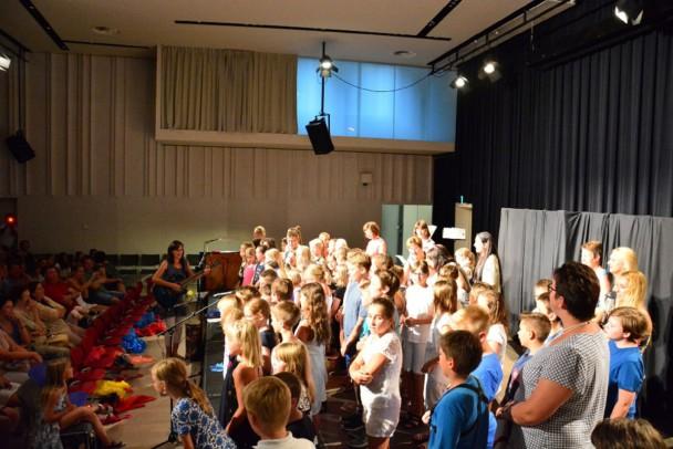 Bildergalerie Veranstaltungen Sommerfest Volksschule 23