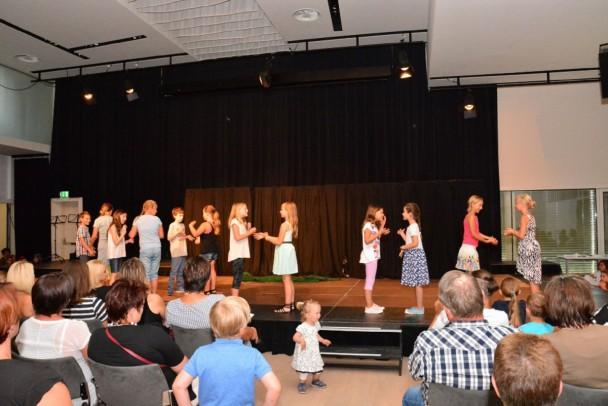 Bildergalerie Veranstaltungen Sommerfest Volksschule 3