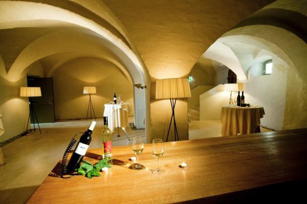 Bildergalerie Säle Räume Vinarium 1