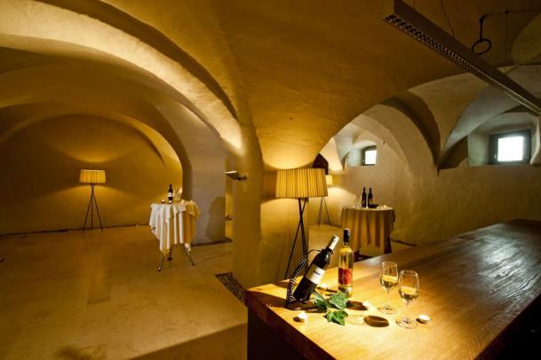 Bildergalerie Säle Räume Vinarium 2