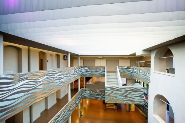 Bildergalerie Säle Räume Foyer 6