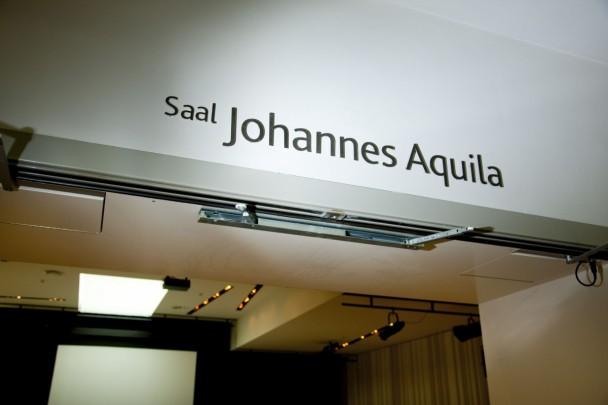 Bildergalerie Säle Räume Aquila 1